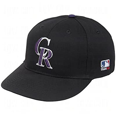 Colorado Rockies Youth MLB Licensed Replica Caps / All 30 Teams, Official Major League Baseball Hat of Youth Little League and Youth Teams
