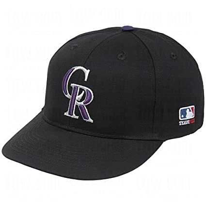 a4c14af5346 Image Unavailable. Image not available for. Color  Colorado Rockies Youth MLB  Licensed Replica Caps   All 30 Teams