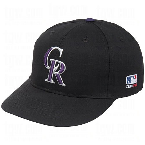 Colorado Rockies Youth MLB Licensed Replica Caps / All 30 Teams, Official Major League Baseball Hat of Youth Little League and Youth Teams ()