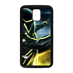tron evolution game Samsung Galaxy S5 Cell Phone Case Black 91INA91119704
