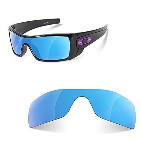 sunglasses restorer Lentes de Recambio Polarizadas Azul Hielo para Oakley Batwolf: Amazon.es: Deportes y aire libre