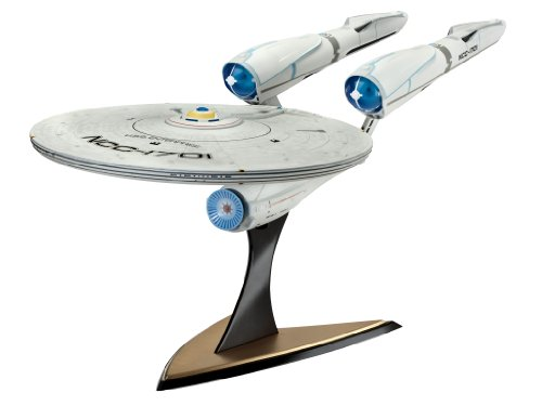 1/500 Star Trek NCC-1701 USS Enterprise (movie version) - 41Ju4mmChUL - 1/500 Star Trek NCC-1701 USS Enterprise (movie version)