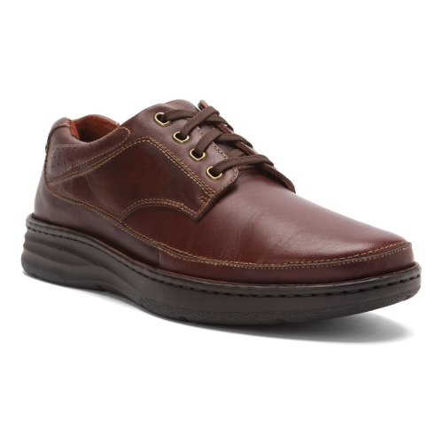 Dessiné Chaussure Mens Toledo Brandy