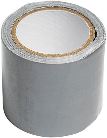 Lifeventure Silver Duct Tape 5 m unisex volwassenen één maat