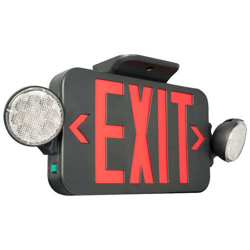 Emergency Exit Flood Lights