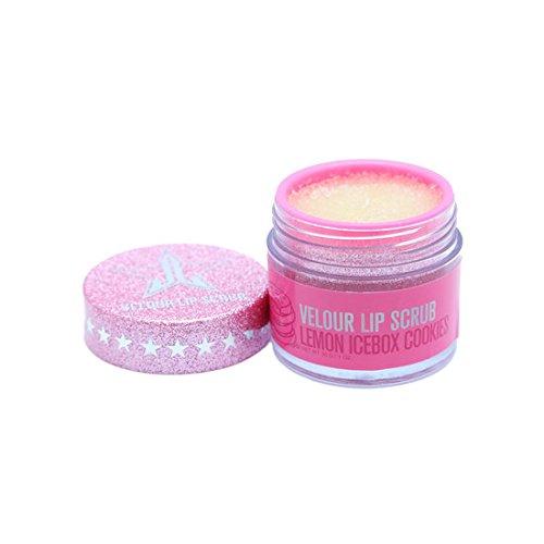 Velour Lip Scrub - Jeffree Star (Lemon Icebox Cookies)