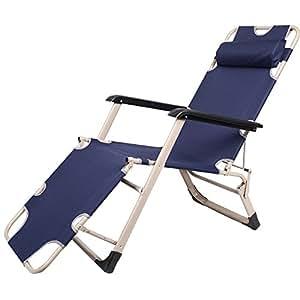 Suerte árbol Exterior cero gravedad silla de salón Patio reclinable playa piscina plegable