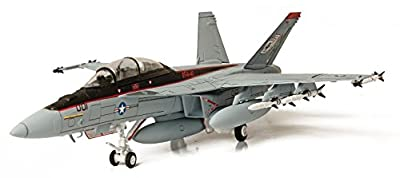 Forces of Valor U.S. F/A-18F Super Hornet Airplane Diecast Vehicle, Scale 1/72