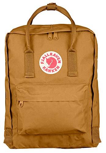 Fjällräven Kånken Backpack, Unisex Adult, Unisex-Adult, 23510, Brown (Acorn), one -