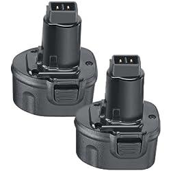 DEWALT 7.2-Volt 1.7 Amp Battery DW9057-2
