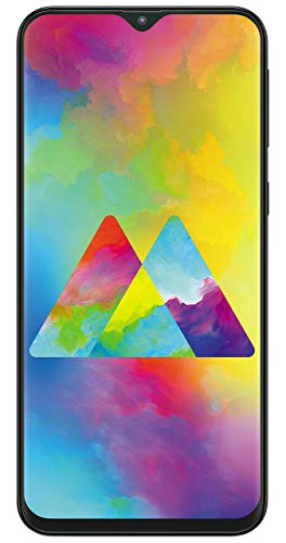 Samsung Galaxy M20 (Charcoal Black, 4GB RAM, 64GB Storage, 5000mAH Battery)