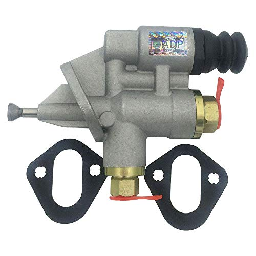 Diesel Fuel Lift Pump 3936316 for Dodge Ram Pickup 6CT Big Hole, Transfer Injection Pump 3936316 for Pickup Cummins 5.9L 6BT, 1994-1998 Dodge RAM 2500 3500 Pickup Cummins 5.9L 4988747, Dodge Replaceme