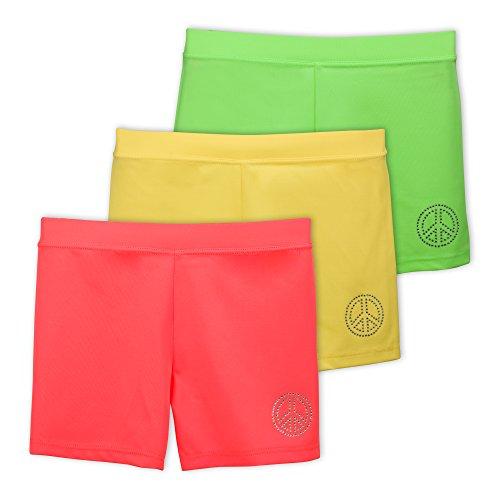 kids dance shorts - 8