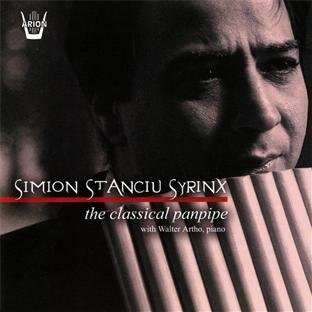 Classical Panpipe by Simion Stanciu Syrinx (Simion Stanciu Syrinx)