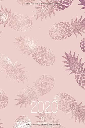MARBLE Kalender 2020 FRUIT  A4   130 Seiten   Kalender 2020   Softcover   Wochenübersicht