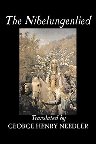 The Nibelungenlied, Traditional, Fiction, Fairy Tales, Folk Tales, Legends & Mythology