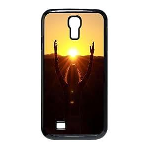 Under Sunrise Image New Printed Case for SamSung Galaxy S4 I9500, Unique Design Under Sunrise Image Case