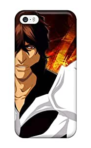 New Bleach Tpu Cover Case For Iphone 5/5s 1688937K48491571