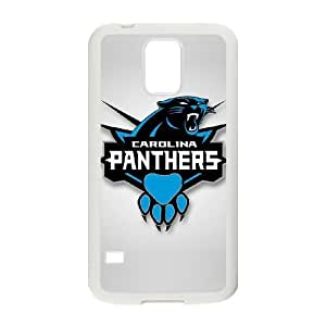 Samsung Galaxy S5 I9600 Phone Cases NFL Carolina Panthers Cell Phone Case TYC746689