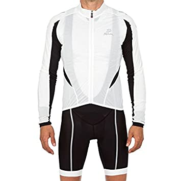 Chaqueta Spiuk Anatomic Team Essential Blanco: Amazon.es ...