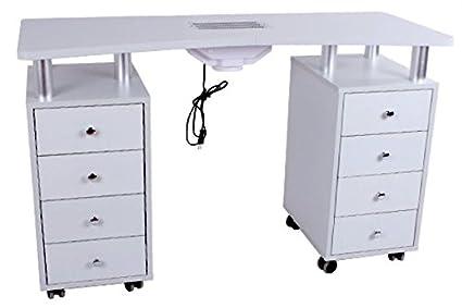 Mesa para manicura de uñas, ideal para decoración de uñ