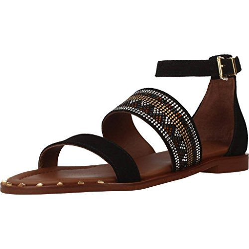 ALPE Sandals and Slippers for Women, Colour Black, Brand, Model Sandals and Slippers for Women 3747 12 Black Black