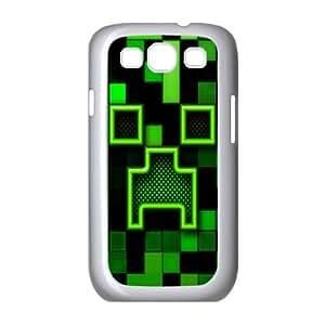 Classic Case MINECRAFT pattern design For Samsung Galaxy S3 I9300 Phone Case