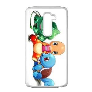 LG G2 Cell Phone Case White Pokemon fesu