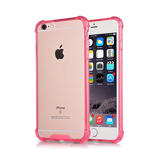 crystal clear iphone6 case - 4