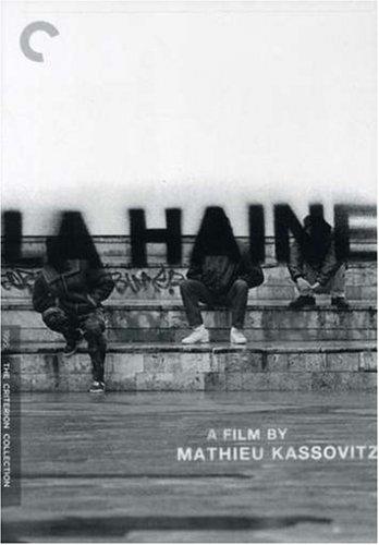 Amazon.com: La Haine (The Criterion Collection): Vincent Cassel ...