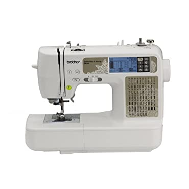 Brother SE425 67-Stitch Computerized Sewing and Embroidery Machine