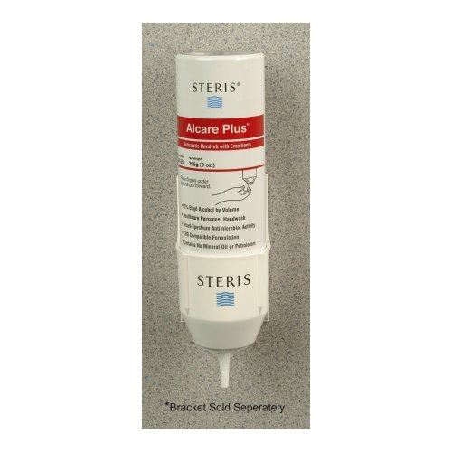 Steris Alcare Plus Hand Sanitizer Foam 9 oz. Ethyl Alcohol, 62% Aerosol Can (24 Per Case) - BMC-MON 99362700-CS