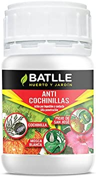 Fitosanitarios - Insecticida Anti Cochinillas Botella 150 ml ...
