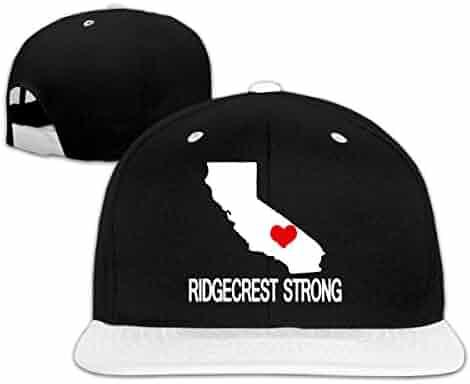 99b14f9a MAOHOP Ridgecrest Strong Men Women Hip Hop Hat Trucker Flat Hats Adjustable  Snapback Hats