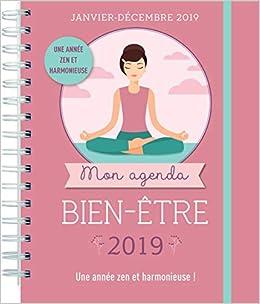 Mon agenda bien-être 2019 (Agendas Spirales): Amazon.es ...