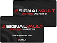 SignalVault Credit & Debit Card Protector - As Seen On Shark