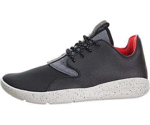 Nike Jordan Kids Jordan Eclipse Holiday Bg Black/Black/Dark Grey/Lght Bn Basketball Shoe 5.5 Kids US - Kid Eclipse Boy Shoe