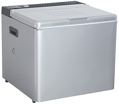 Porta Gaz 62734 Silver 3-Way Portable Gas Refrigerator - 51 Quart