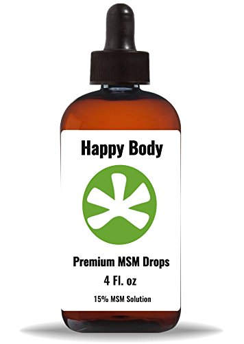 Drops Msm Water - Premium, Liquid MSM Drops.