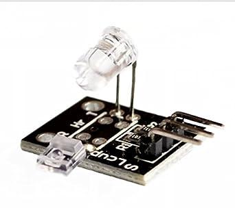 OLatus Finger Measuring Heartbeat Sensor Module for Arduino by OL