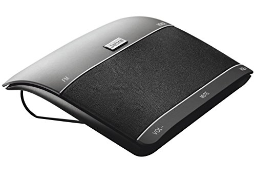 Price comparison product image Jabra 100-46000000-02 Freeway Bluetooth In-Car Speakerphone (U.S. Retail Packaging) (Renewed)