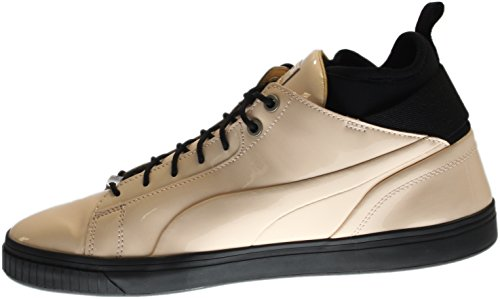 Puma Vachetta Sneakers Leather Lace Mens Natural Shoes Nude Up Patent Play Beige ParHPq