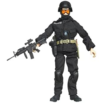 Hasbro GI Joe Real American Hero 12 Inch Action Figure Navy Special Ops