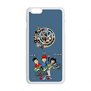 Cute Rock Band Brand New And Custom Hard Case Cover Protector For Iphone 6 Plus