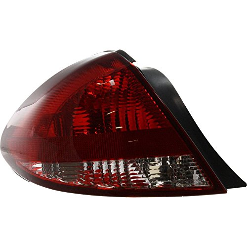 Tail Light for Ford Taurus 04-07 Lens and Housing Sedan Left Side