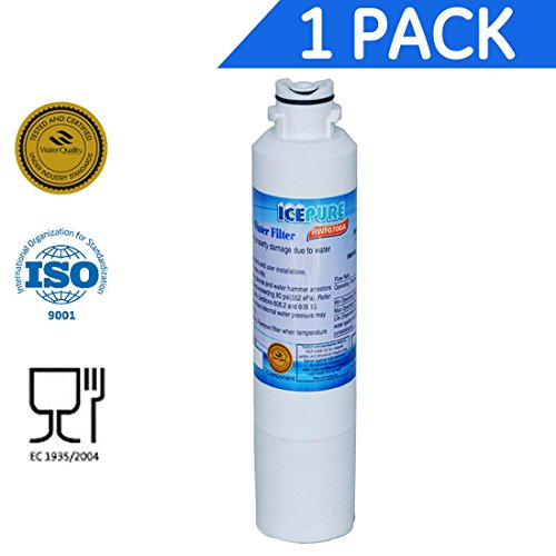 IcePure Water Filter to Replace Samsung, Kenmore, Sears (Kenmore French Door Refrigerator compare prices)