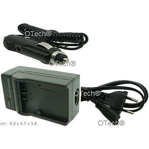 OTB-Cargador para JVC NVDS33