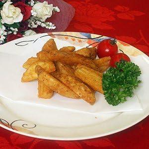 ポテト ガーリック味(1kg) フライドポテト