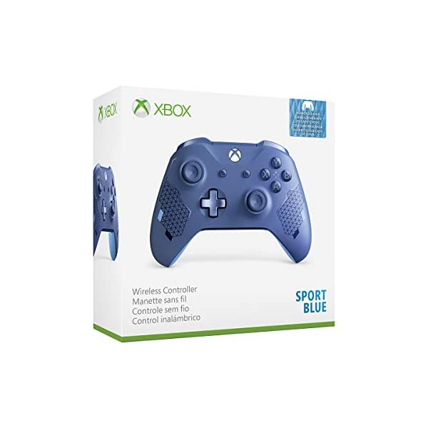 Xbox Wireless Controller – Sport Blue Special Edition 1
