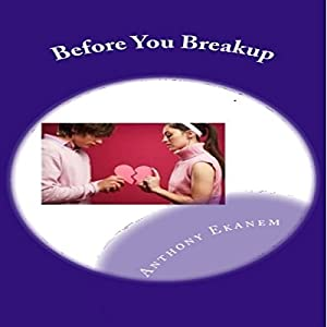 Before You Breakup Audiobook